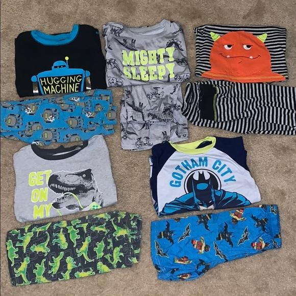 Carter's Other - Boy pijama bundle 👦🏻